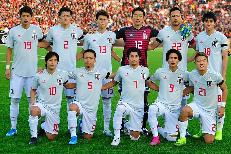 タジキスタン戦の出場14選手を5段階で評価【写真:AP】