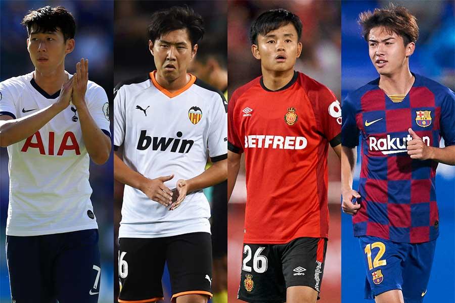 アジアのプレイヤーの更なる活躍に期待がかかる【写真:Getty Images】