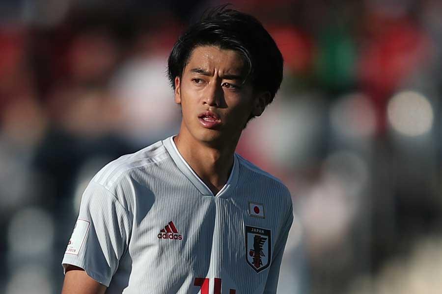 1ゴール2アシストの活躍をみせた西川【写真:Getty Images】