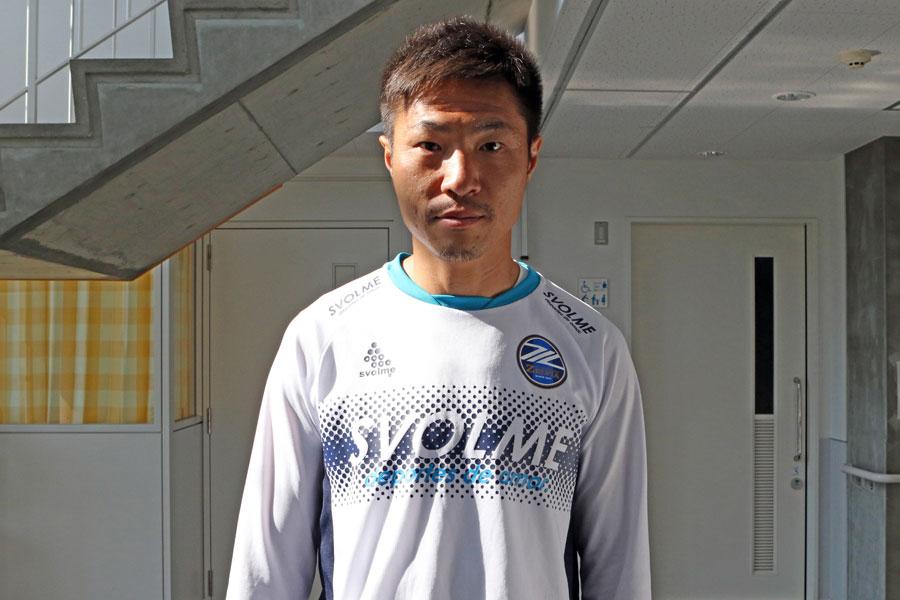 現在はJ2の町田に所属する李漢宰だが、残り2試合となった森﨑のキャリアについて思いを馳せた【写真:Football ZONE web】