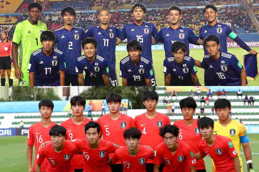 U-17W杯での日韓戦は実現するだろうか【写真:Getty Images】