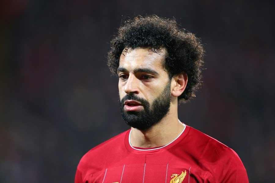 リバプールのエジプト代表FWモハメド・サラー【写真:Getty Images】
