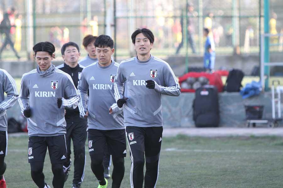 ハノーファーの日本代表MF原口元気【写真:Football ZONE web】