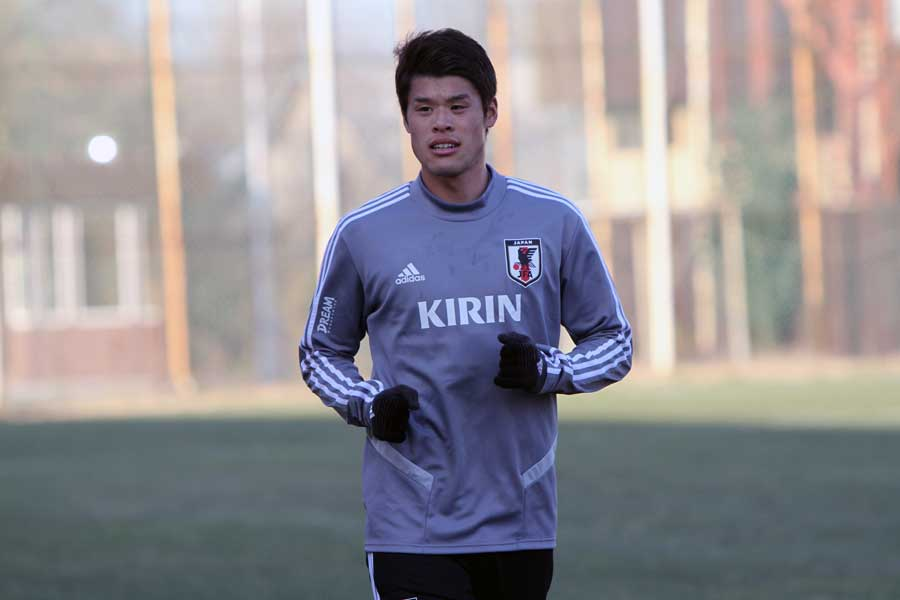 マルセイユの日本代表DF酒井宏樹【写真:Football ZONE web】