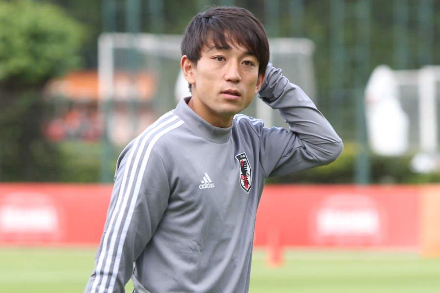 U-22日本代表MF三好康児【写真:Football ZONE web】