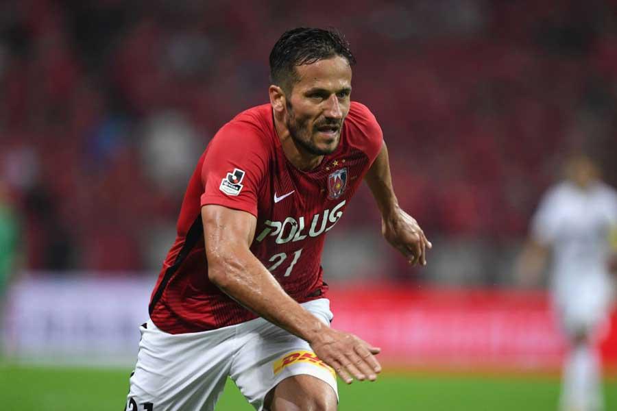 浦和レッズFWズラタンは、今季限りで退団となった【写真:Getty Images】