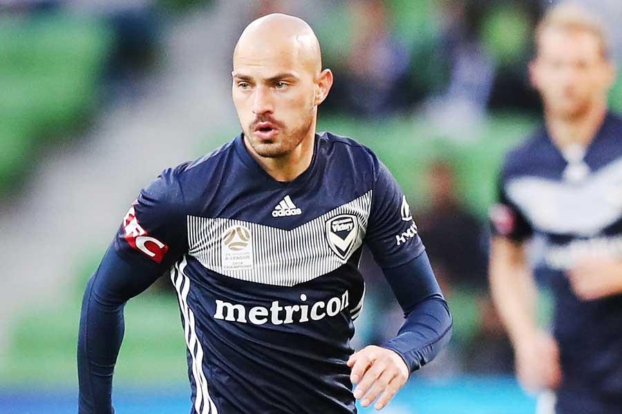 アジアカップのオーストラリア代表から落選となったMFトロイージ【写真:Getty Images】