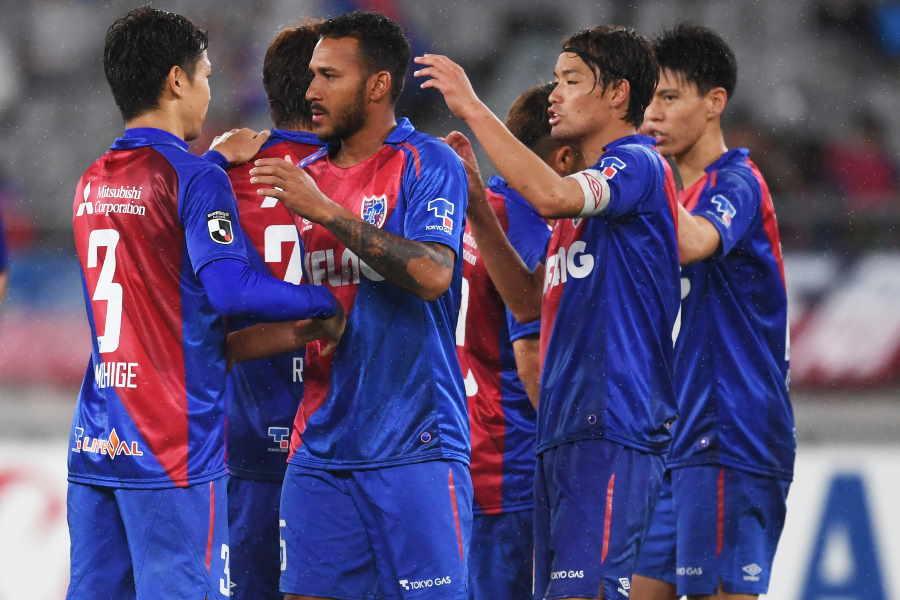 FC東京の逆転優勝の望みは…【写真:Getty Images】