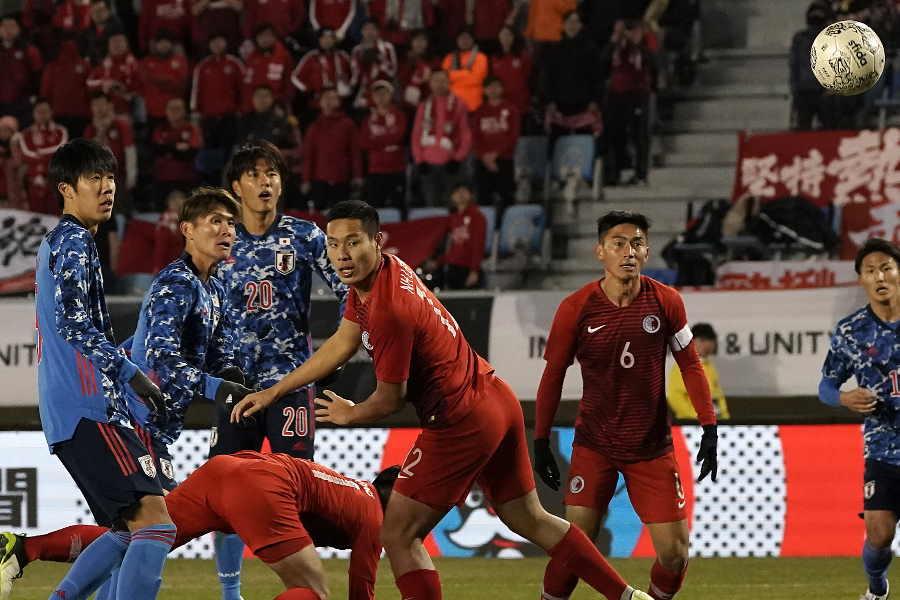 日本代表は5-0の快勝【写真:Getty Images】