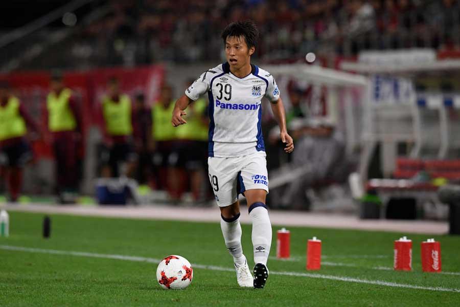 MF泉澤がポゴニ・シュチェチンへ移籍(写真はガンバ大阪時代のもの)【写真:Getty Images】