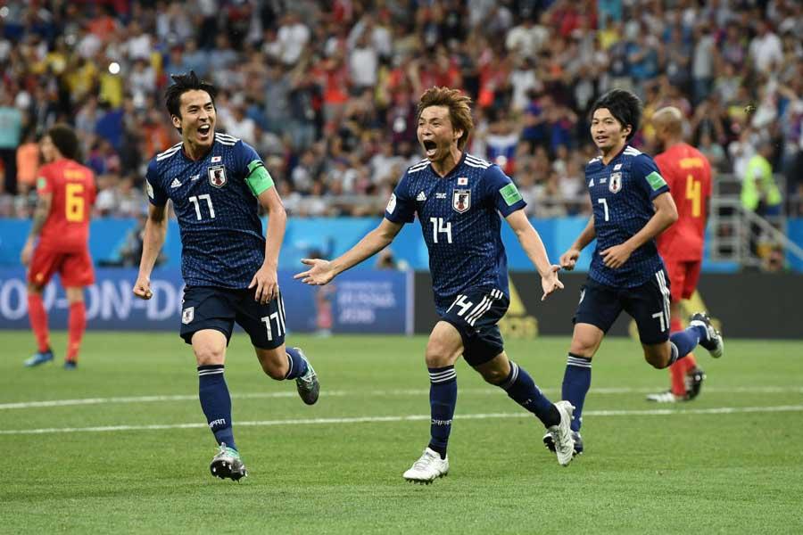ロシアW杯におけるベスト16という成績は「成功」と言えるのだろうか【写真:Getty Images】