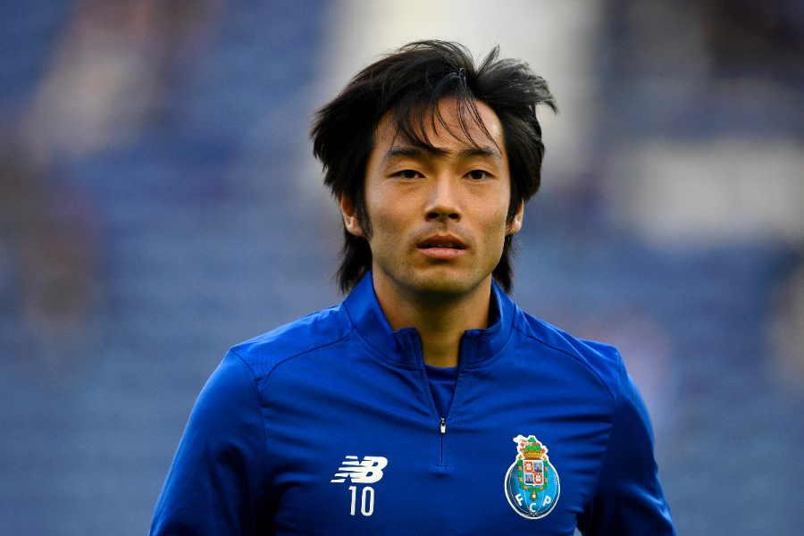 FCポルトの日本代表MF中島翔哉【写真:Getty Images】