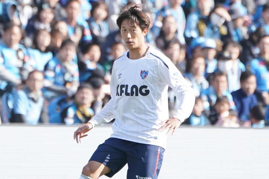 FC東京DF室屋成【写真:荒川祐史】