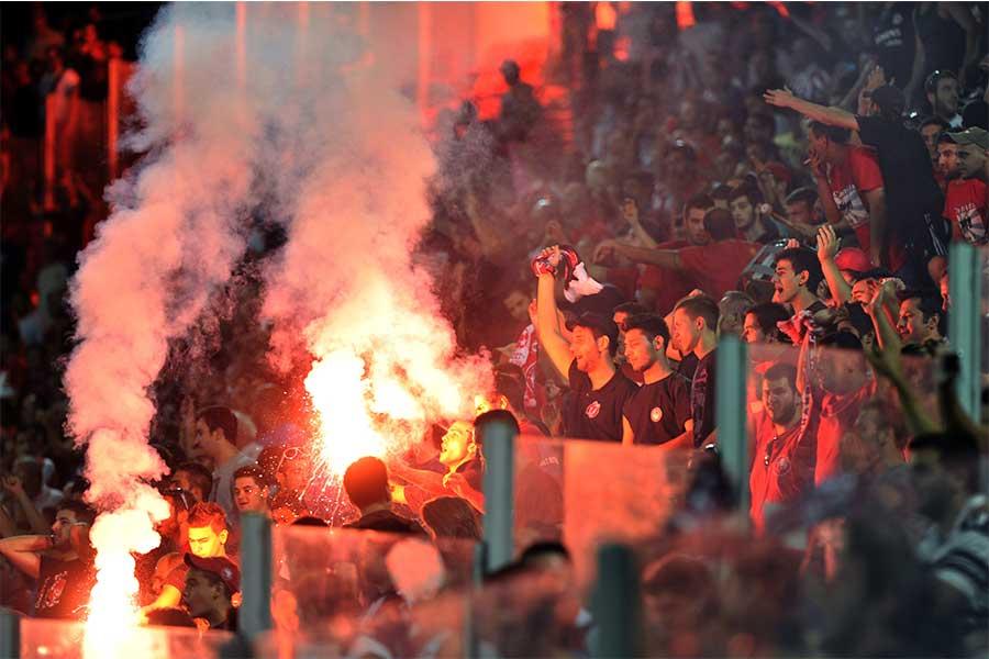 ギリシャ1部で痛ましい事件が起こってしまった(写真はイメージです)【写真:Getty Images】