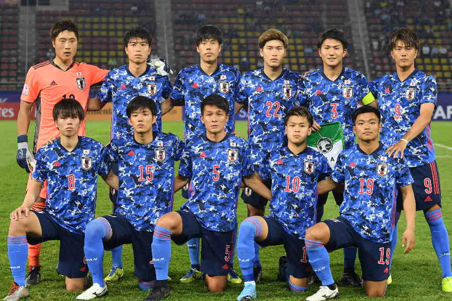 U-23日本代表の評価は…【写真:Getty Images】
