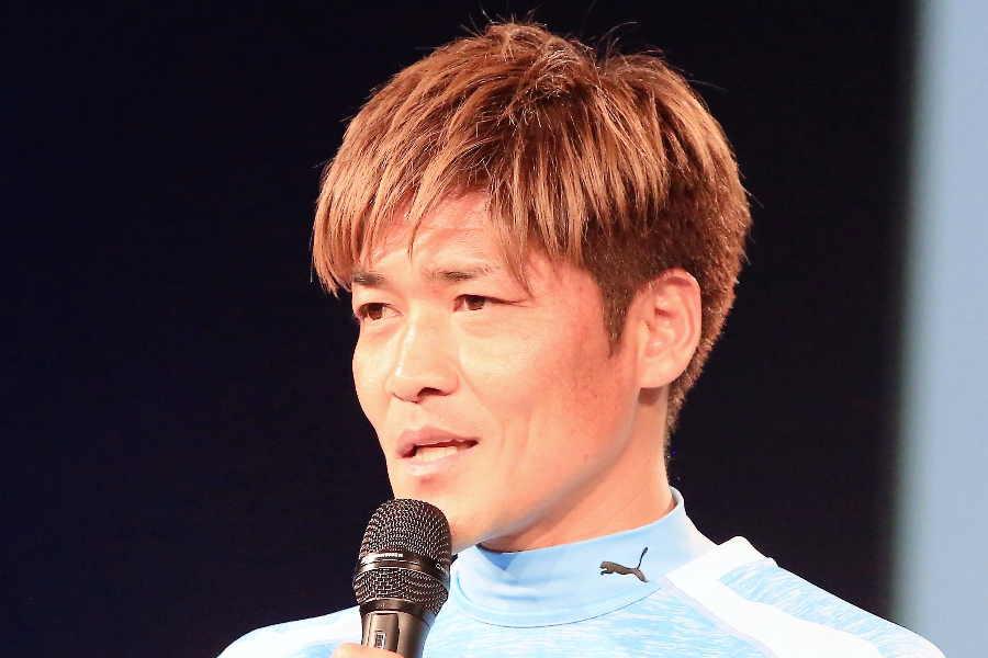 元日本代表FW大久保嘉人【写真:Noriko NAGANO】