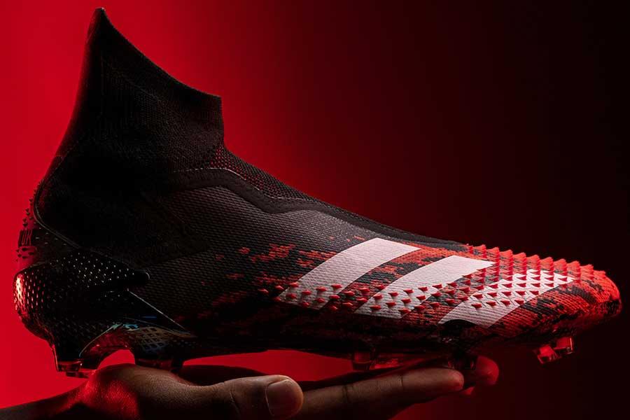 アディダスが新モデル「PREDATOR 20」を含む「MUTATOR PACK」を発表【写真:adidas】