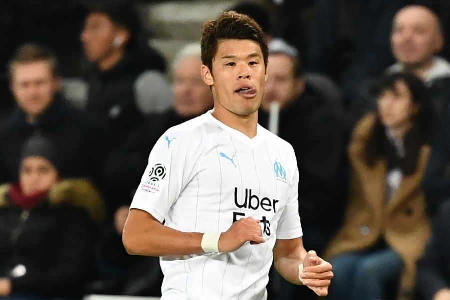 マルセイユの日本代表DF酒井宏樹【写真:Getty Images】
