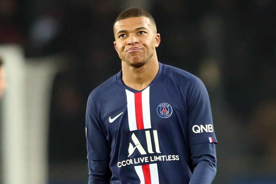PSGのフランス代表FWキリアン・ムバッペ【写真:Getty Images】