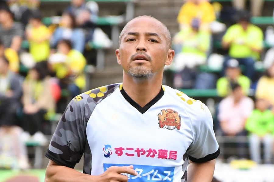 FC琉球の元日本代表MF小野伸二【写真:Getty Images】