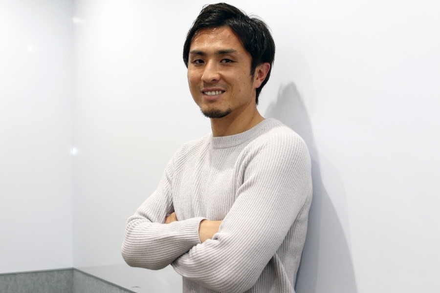 元U-23日本代表キャプテンの那須大亮氏【写真:Football ZONE web】