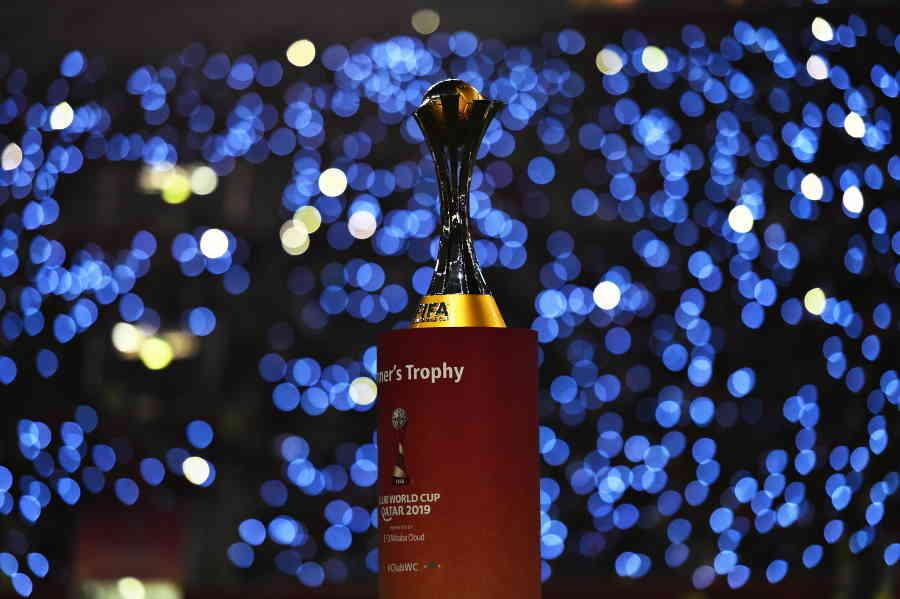 クラブW杯を巡ってFIFAの暗躍が伝えられている【写真:Getty Images】