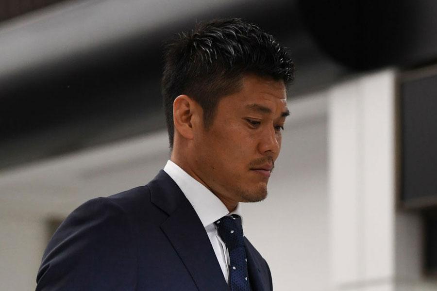 今季公式戦の出番がないGK川島【写真:Getty Images】