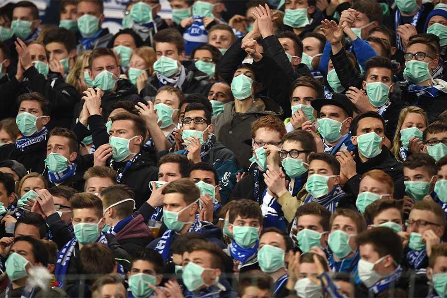 ドイツにも新型コロナウイルスの影響が及んでいる(写真はイメージです)【写真:Getty Images】
