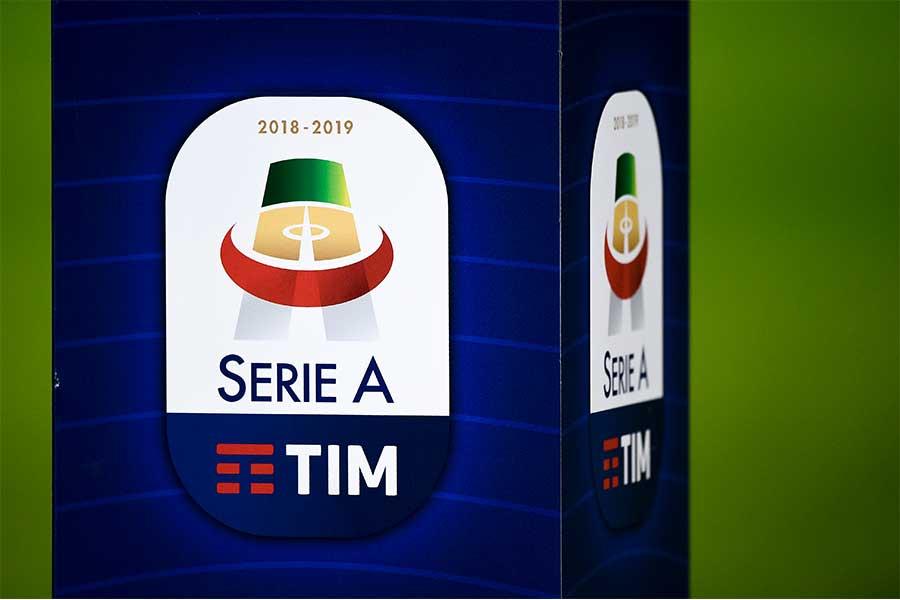 イタリアのセリエAでは優勝決定プレーオフも検討か【写真:Getty Images】