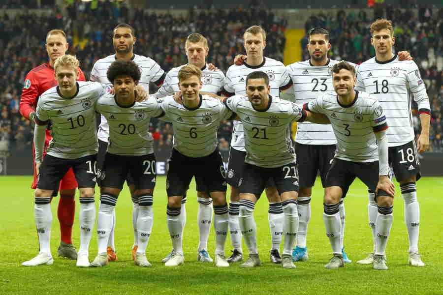EUROの延期はドイツ代表にどのような影響を及ぼすのだろうか【写真:Getty Images】