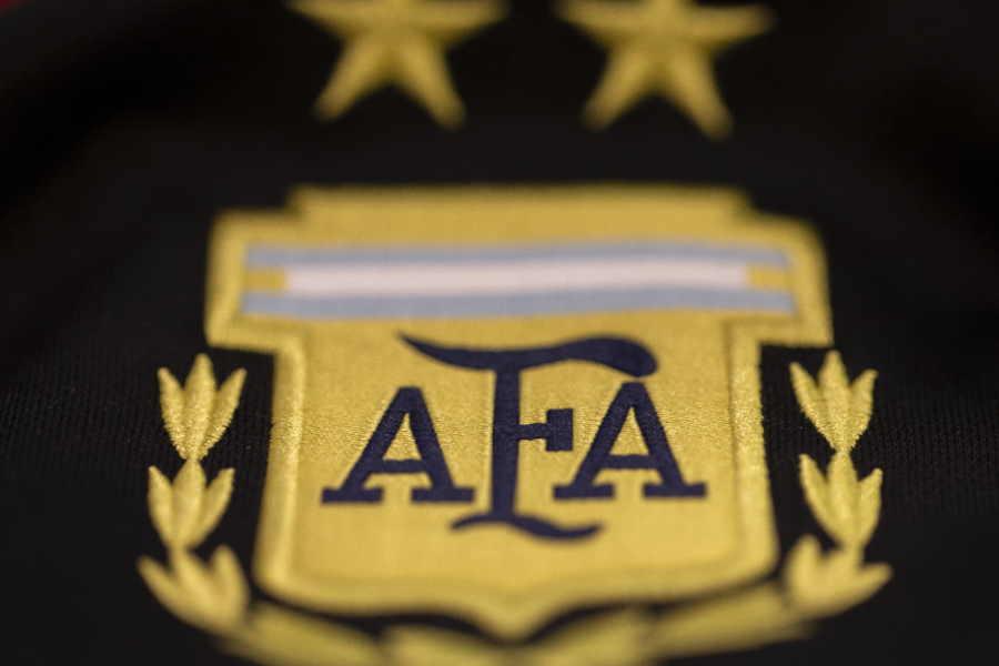 """アルゼンチンサッカー協会(AFA)の""""粋な""""計らいが話題に【写真:Getty Images】"""