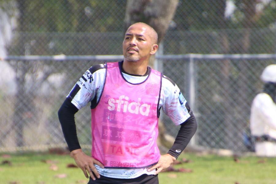FC琉球MF小野伸二【©FC RYUKYU】