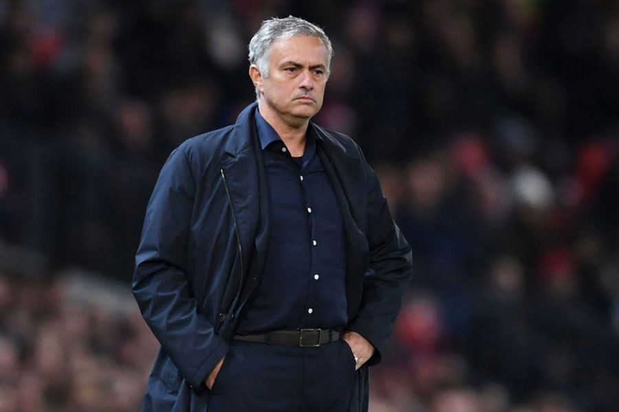 モウリーニョ氏は、母国の代表チームを率いることに関心があると明言した【写真:Getty Images】