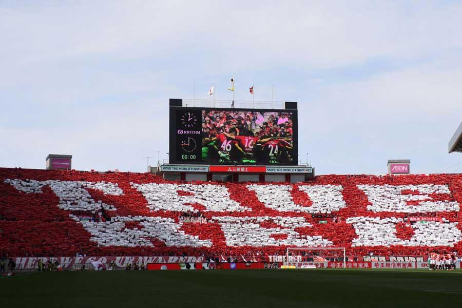 浦和レッズが日本勢として唯一トップ50入りを果たした【写真:Getty Images】