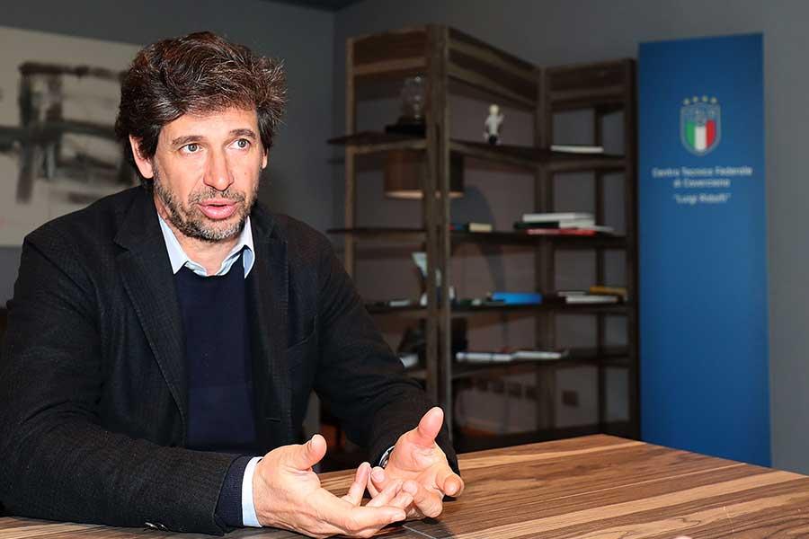 ACミランの黄金期を支えた元イタリア代表MFデメトリオ・アルベルティーニ氏【写真:Getty Images】