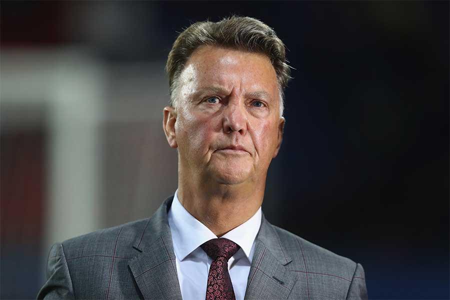 オランダ人指揮官のファン・ハール氏が古巣であるアヤックスを批判【写真:Getty Images】