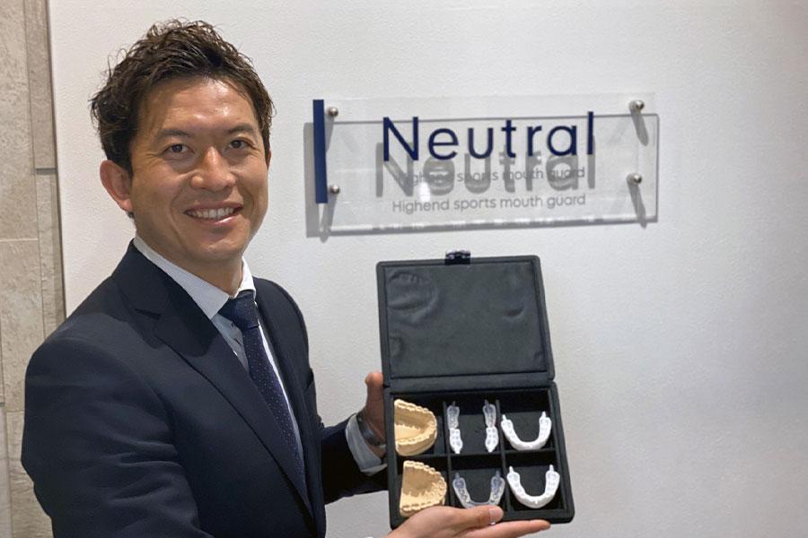 太田吉彰氏はジュビロ磐田のアドバイザーを務めるとともにセカンドキャリアをスタート【写真:本人提供】