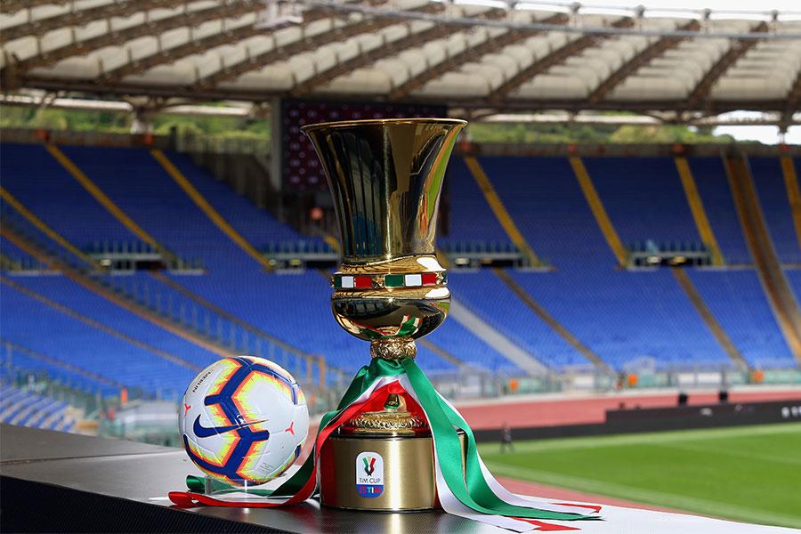 イタリアではカップ戦やシーズン再開のプランを検討(写真はイメージです)【写真:Getty Images】
