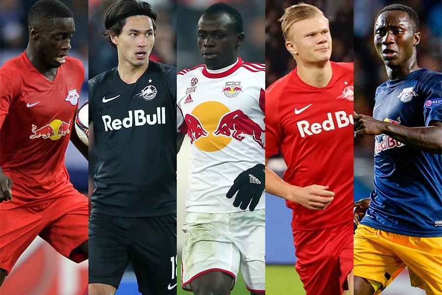 多くのワールドクラスの選手たちを輩出しているザルツブルク【写真:Getty Images】