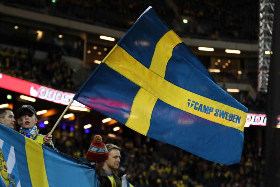 """スウェーデンリーグは6月14日から""""観客あり""""で再開予定【写真:Getty Images】"""