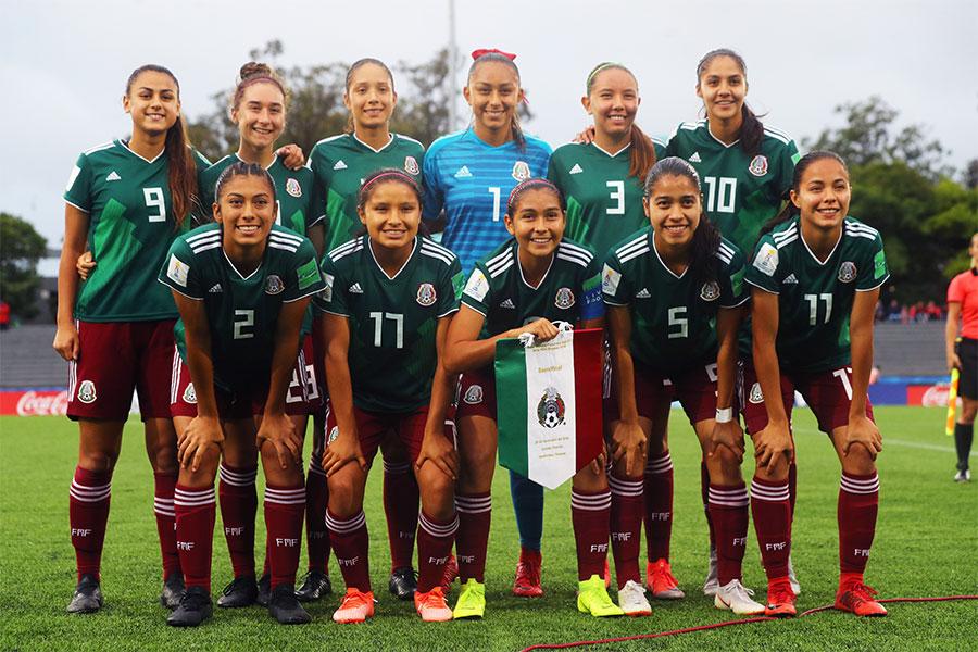 2018年U-17女子W杯で史上最高の準優勝。若手育成に力を入れている【写真:Getty Images】