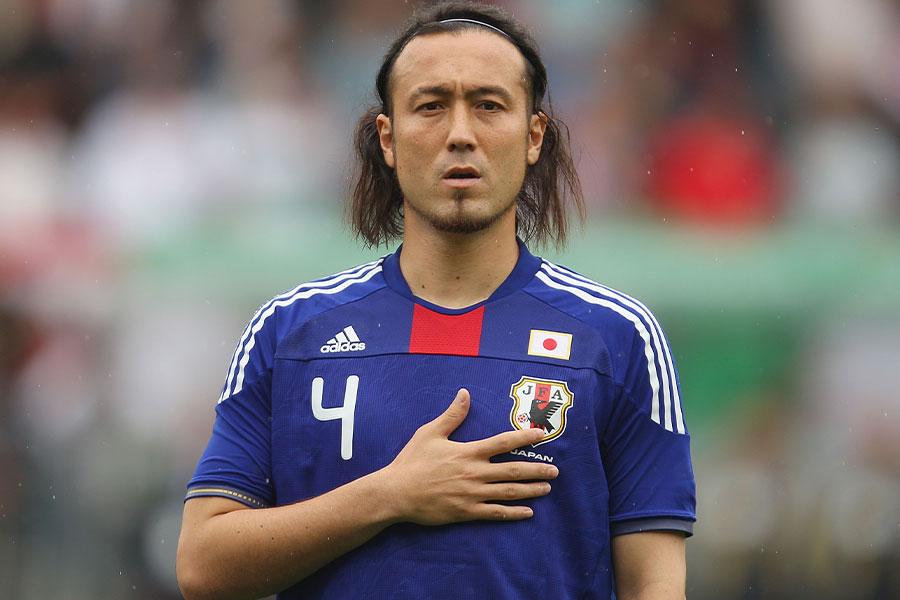 元日本代表DF闘莉王が自身の歴代日本代表ベスト11を選出するも…【写真:Getty Images】