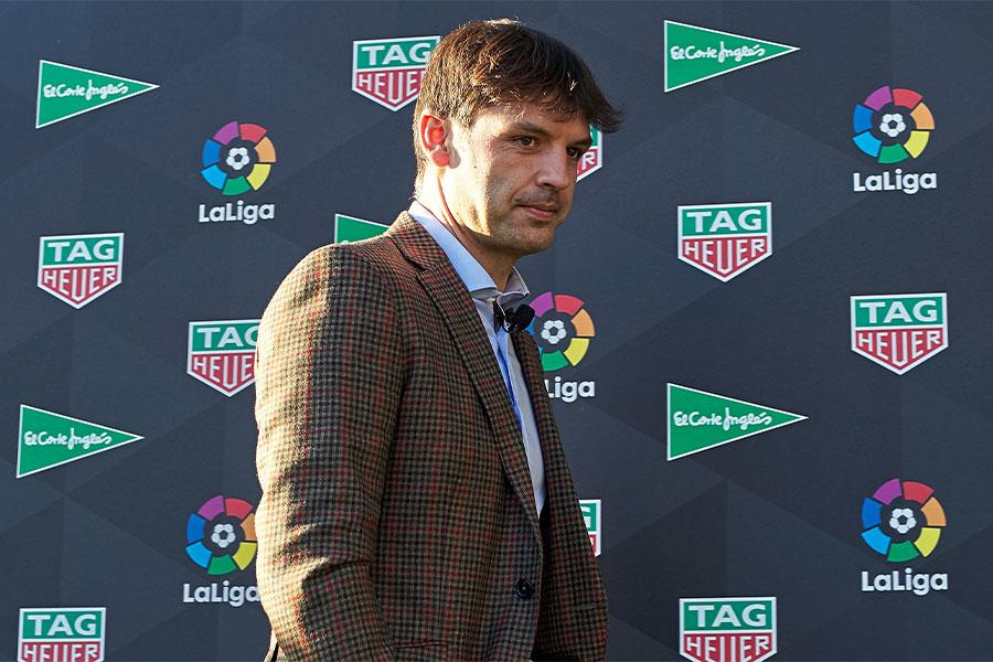 レアル・マドリードなどで活躍した元スペイン代表フェルナンド・モリエンテス【写真:Getty Images】