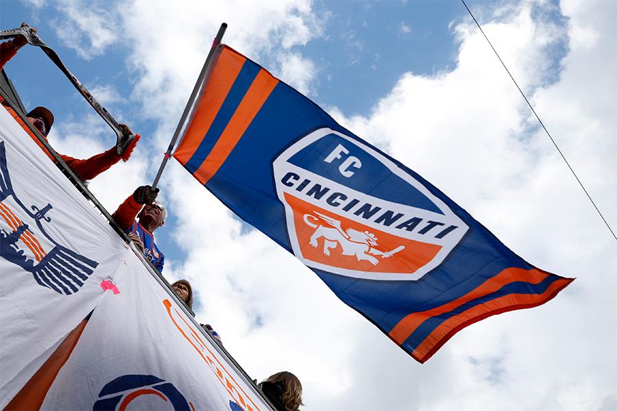 MLSのFCシンシナシティで監督間違いの失態(写真はイメージです)【写真:Getty Images】