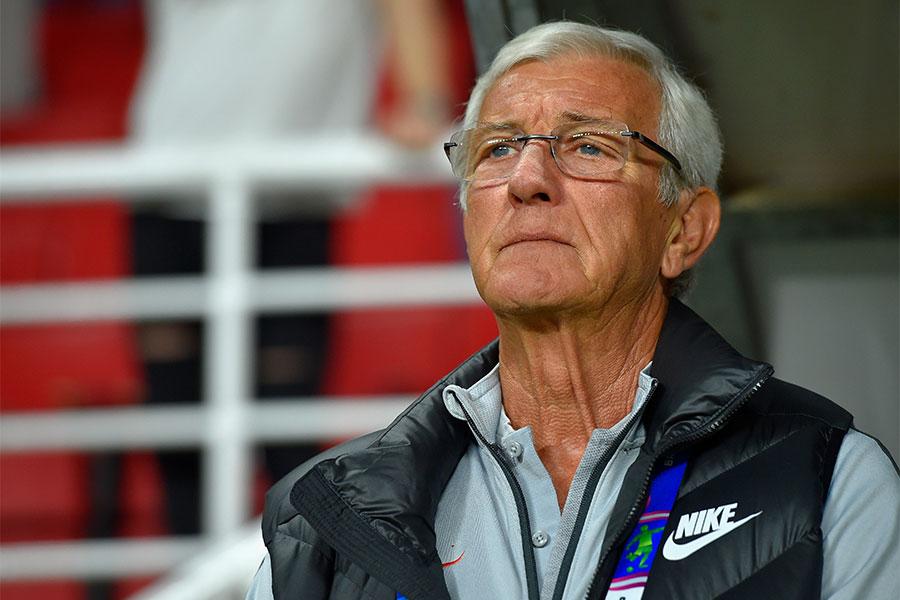 イタリア人のマルチェロ・リッピ氏がリーグの外国人枠について言及【写真:Getty Images】