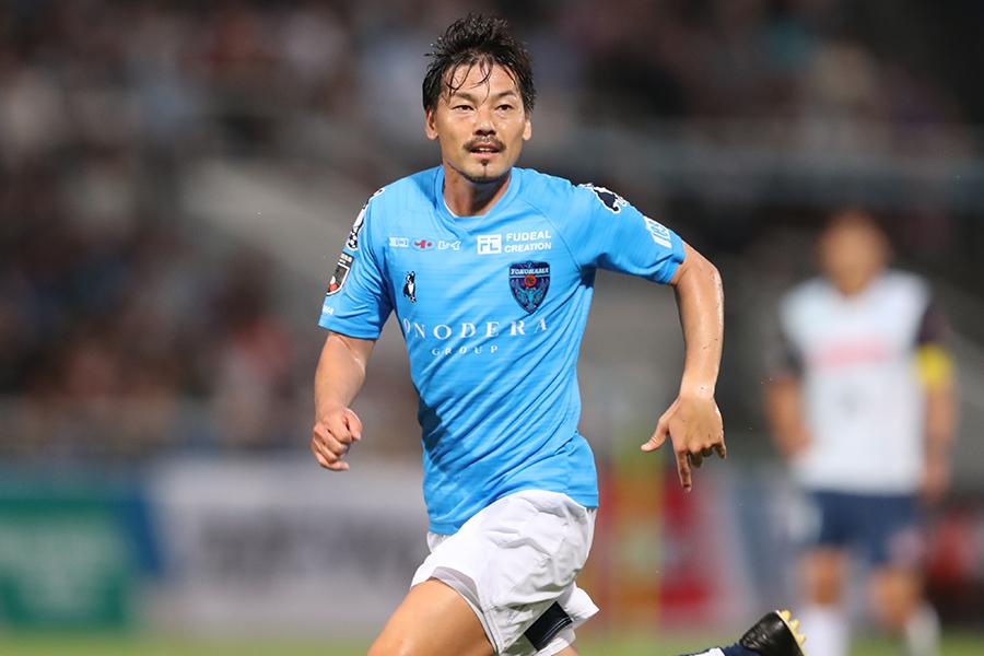 横浜FCからベトナム1部サイゴンFCに移籍をしたMF松井大輔【写真:高橋 学】