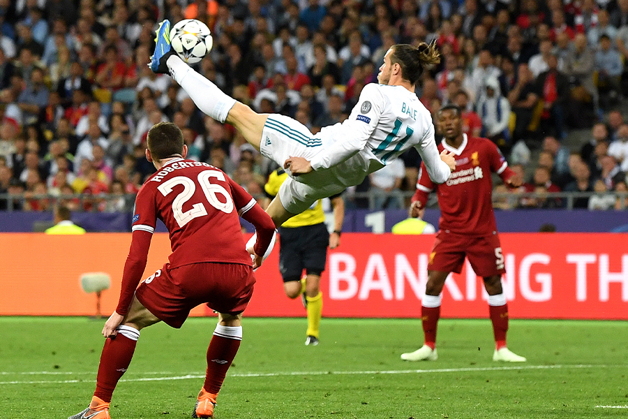 UEFAチャンピオンズリーグ(92-93以降)の決勝戦で生まれた全ゴールに注目【写真:Getty Images】
