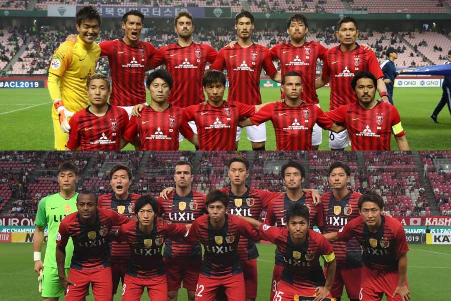 ACL準々決勝で浦和は上海上港、鹿島は広州恒大との対戦が決定【写真:Getty Images】