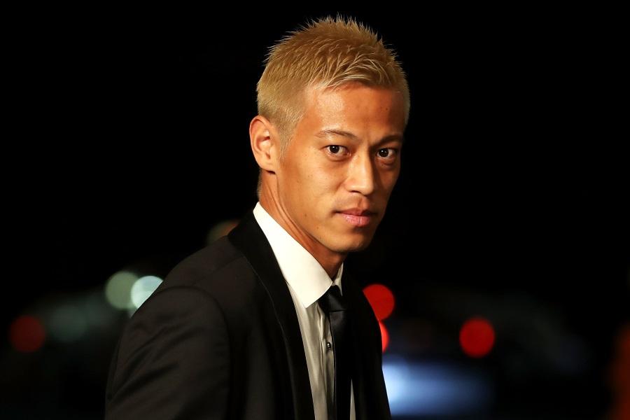 元日本代表MF本田圭佑は古巣VVVの練習に参加予定だ【写真:Getty Images】