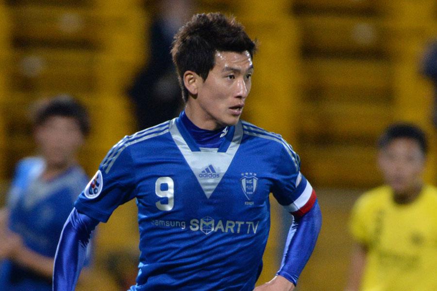 FC東京でキャリアをスタートさせた元韓国代表MFオ・ジャンウンが引退を宣言した【写真:Getty Images】